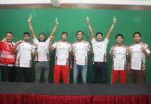 Tim Nasional Voli Pantai Putra Indonesia